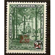 292H** Express Stamps print '2.50'