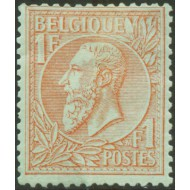 51* Hinged  King Leopold II