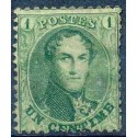 """13A (*) H.M. King Leopold I type """"Perforated Medallions """""""