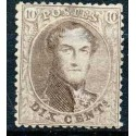 """14A (*) H.M. King Leopold I type """"Perforated Medallions """"."""