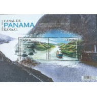4425-4426** 100 year Canal of Panama (BL217)