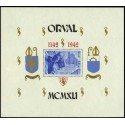 "BL22/25**  4th Serie of 'Orval' with print ""ORVAL MCMXLI""and 1942 Large format"